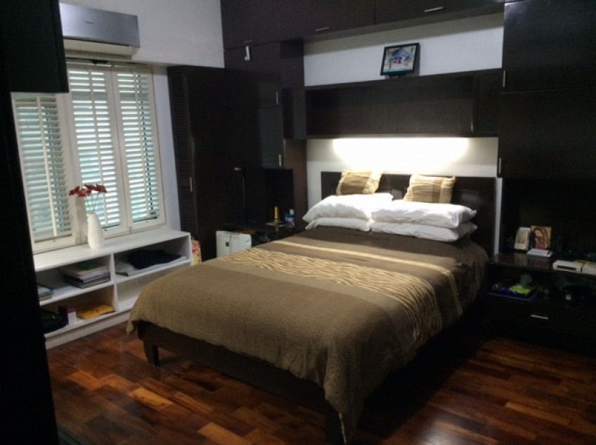 One Serendra Mahogany, 11th Avenue and McKinley Parkway, BGC, Taguig