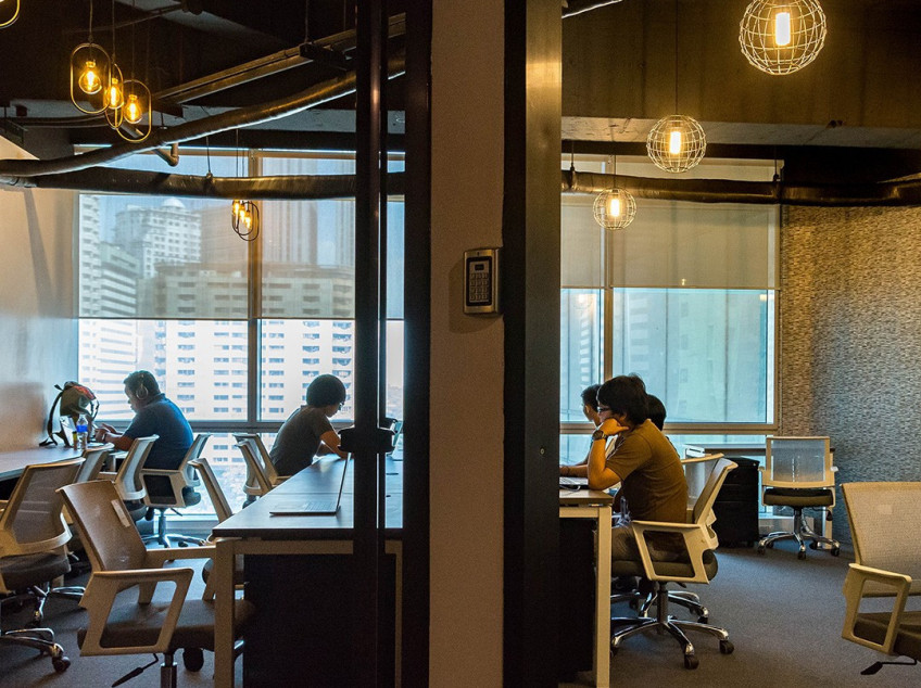 5-Seat Serviced Office in One Corporate Center in Ortigas