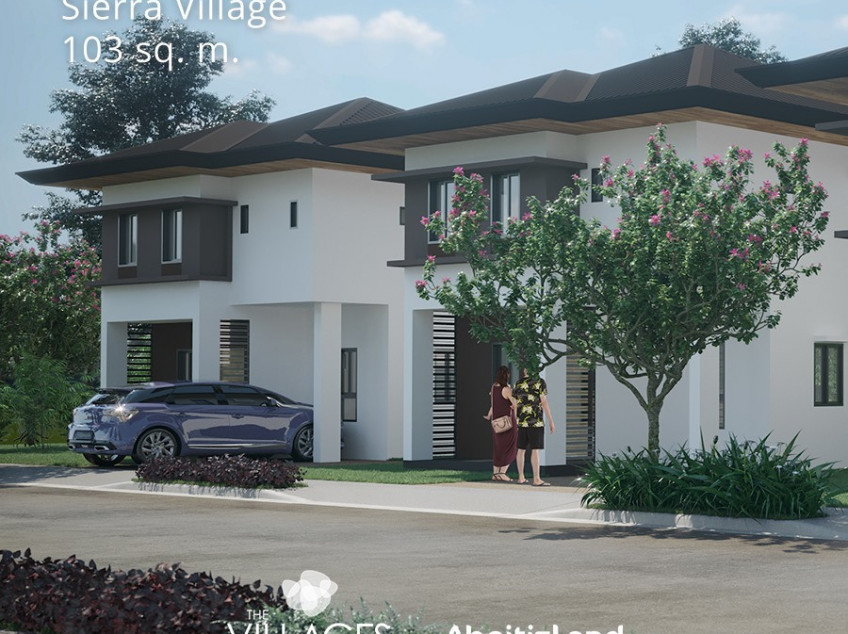 The Villages at Lipa House & Lot For Sale