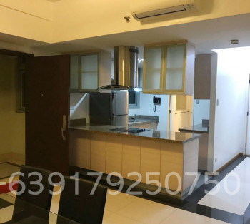 For Rent The  St Francis Shangri-La Place 2 . Bedroom