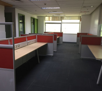 For Lease McKinley Hill Semi-Furnished Whole Floor Office Space for BPO 24/7