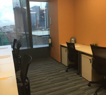 Move-In Anytime Fully Furnished Office Space in BGC Good For Short Term Rent