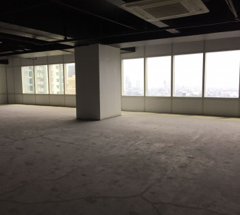 For Lease Large Whole Floor Office Space for BPO 24/7 Companies in Uptown BGC