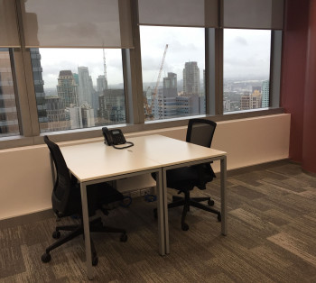 Ready to Move- In Office Space in Makati Good for Start-Ups in Short- Term Rent