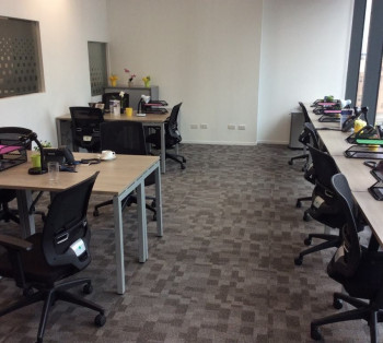 For Rent Ready to Move- In Office Space in Makati Short for Term Contract