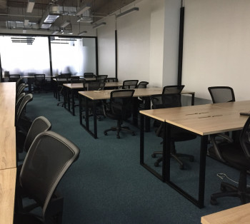 For Rent Whole Floor Move-In Anytime & Fully- Furnished Office Space in Makati