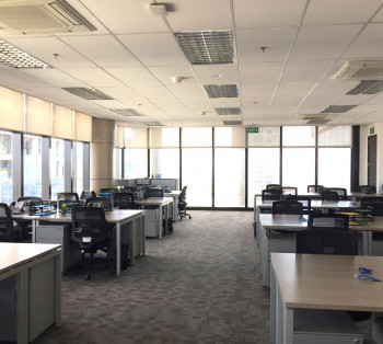 BGC Move-In Anytime Office Space For Rent Short Term Contract Can Hold Big Teams