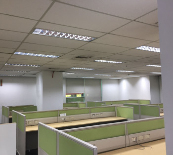 For Lease Whole Floor Fitted Office Space in McKinley Hill Good for BPO 24/7