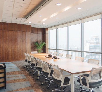 Conference Room for Rent in Ortigas with Penthouse View