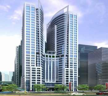 Fully Finished 1BR Condo for sale in The Currency Ortigas CBD Pasig City