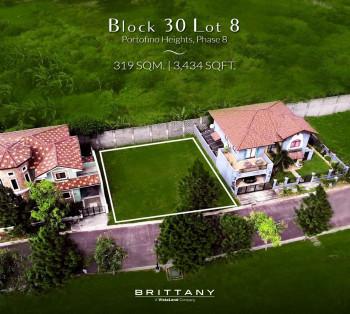 319 Sq.m Exclusive Lot in Portofino Heights