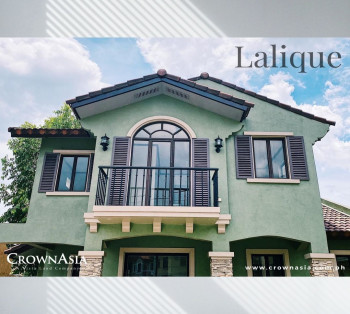 RFO House and lot for sale in Daanghari - Ponticelli by Crown Asia